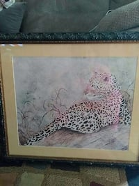 Leopard print picture Rock Hill, 29732