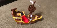 Jake and the Neverland Pirate Ship Howell, 07731