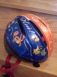 Boy's bike helmet x-small