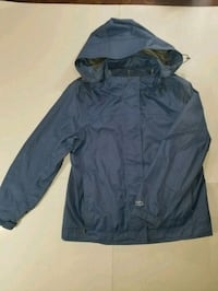 Womens Windriver Blue Windbreaker size Large  Edmonton, T5T 3N7