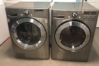 LG front load washer and dryer set 10% 0ff Reisterstown, 21136