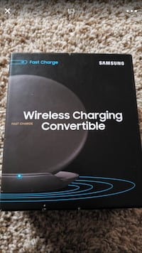 Samsung fast charge wireless charging convertible  Houston, 77081