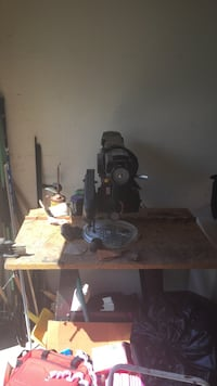"sears craftsman 10"" radial arm saw Chilliwack, V2R 2Y5"