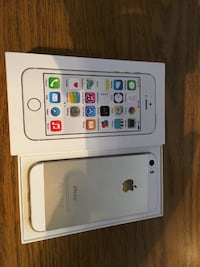 iPhone 5S 32GB with box :-)