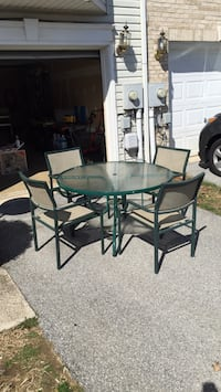Patio Table  & Chairs Charles Town, 25414