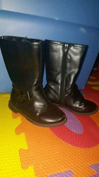Girls size 10 boots New York, 11379