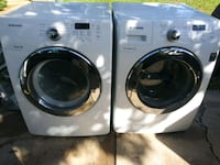 Whaser and dryer samsung Dallas