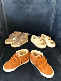Zara shoes toddler size 22 Laval, H7P 5Y9