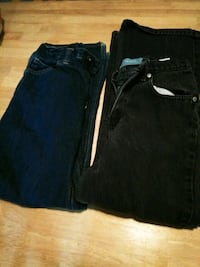 black and white denim jeans Lake Charles, 70607