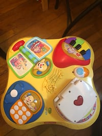 Yellow learning table Laurel, 20723