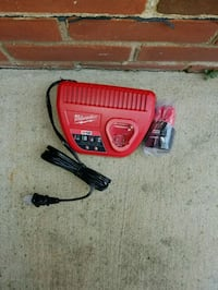 New Milwaukee M12 battery and charger  Chantilly