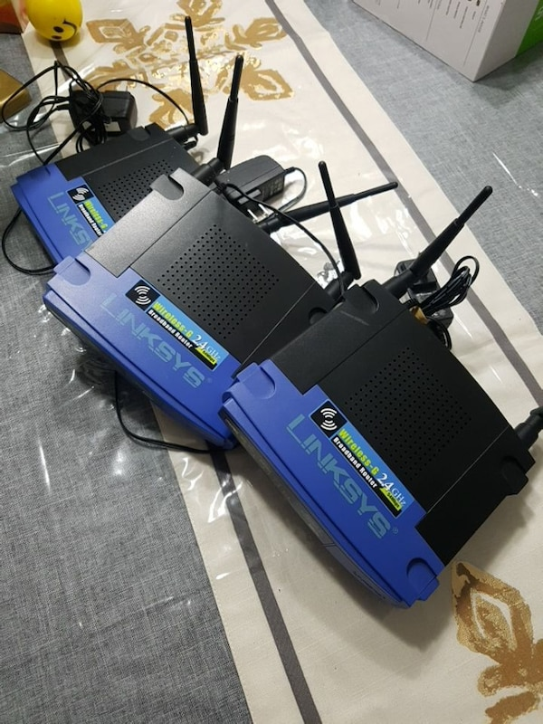 linksys wireless router 2.4GHz