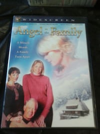 Dvd - Angel in the family  Barrie, L4M 5S1
