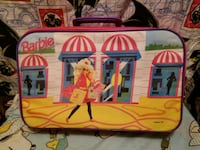 1991 barbie childs suitcase. Read description  Midland, 79707
