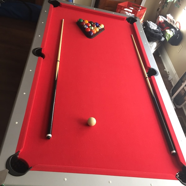 Used Pool Table Ping Ping Combo For Sale In Indianapolis Letgo