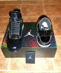 Air Jordan Retro 4Lab11 Richmond
