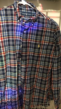 Polo Ralph Lauren long sleeve button up