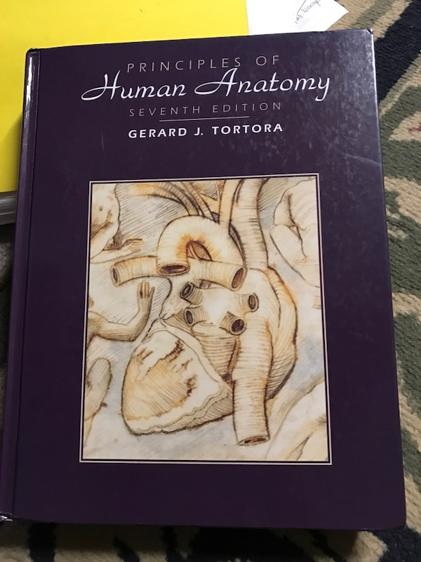 Used Principles Of Human Anatomy Seventh Edition By Gerard J