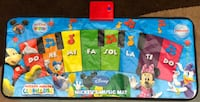 Mickey Mouse Clubhouse. Mickey's Music Mat  Whitby, L1R 3M5