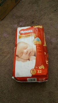 Newborn diapers Edmonton, T6J 4M2