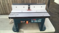 Bosch portable router table East Islip, 11730