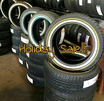 Vogue tires: no credit check/only $40 downpayment