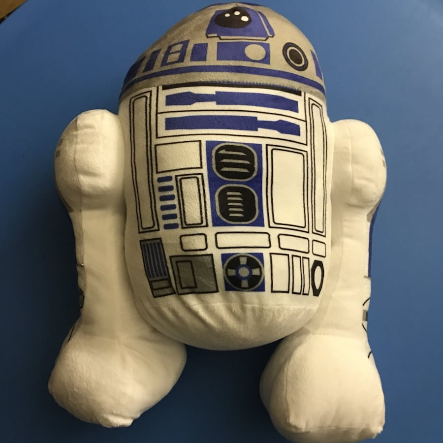Star war - R2-D2 plush toy