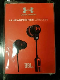 BNIB SEALED JBL UNDER ARMOUR WIRELESS Toronto, M4H 1L7