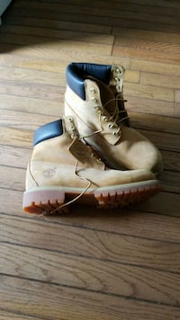 Timberlands men's size 7 West Springfield, 22152