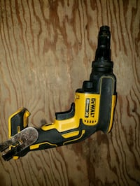 Dewalt 20v  brusheles gun for heavy gauge  screws