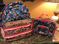 Matilda Jane Backpack and lunchbox Chattanooga, 37419