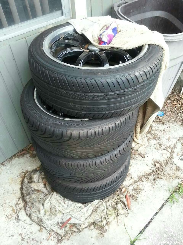 Used Tires Tampa >> Barely Used Tires In Tampa