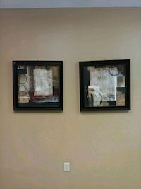 Framed paintings College Station, 77840