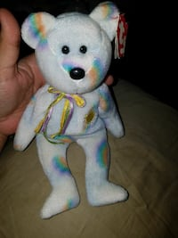 Ty beanie baby cheery the bear