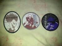 Bleach & Deathnote Patches Rochester, 98579