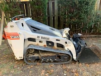 Mini skid steer for rent, Rento mini skid steer loader, delivered Springfield