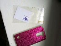 pink and clear silicone smartphone cae Milwaukee, 53208