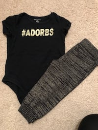 0-12 month baby girl clothes Los Angeles, 90038