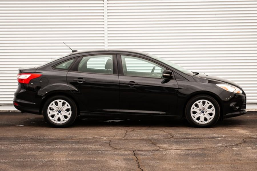 2014 Ford Focus SE / ACCIDENT FREE / LOW KM / CLOTH 4c30f054-01ee-4c86-b9d6-f9abbbe9ae65