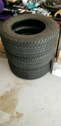 Goodyear Wrangler with Kevlar Tires
