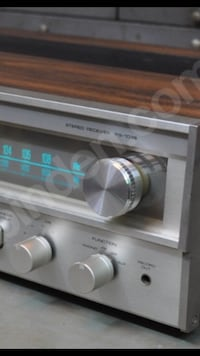 FISHER RS 1035 RECEIVER AMFİ Fatih, 34107