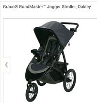 baby's black and gray graco stroller  Montreal, H1K 2X5