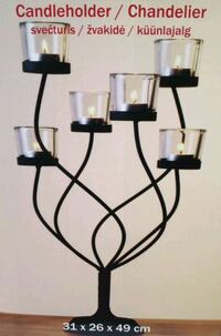 SEVERAL BEAUTIFUL CANDLE HOLDERS!!! Edmonton, T6R
