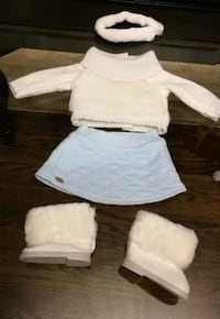 American Girl Doll clothing Mississauga, L5B 3A5