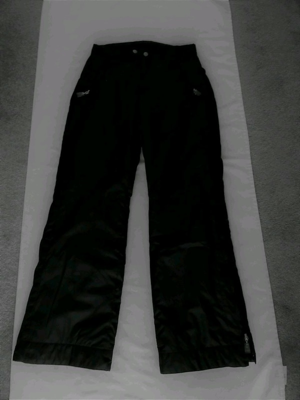 73569f3a5cc Used Girls Gap Black Snow Pants Youth 12 for sale in Huntington Beach