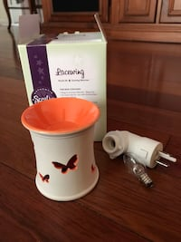 Scentsy Lacewing Plug In
