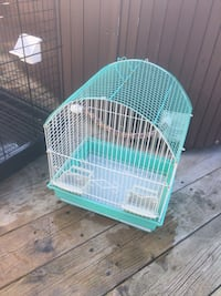 Large and small bird cages -large $45 small $25 Toronto, M1C 2B6
