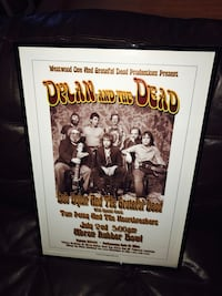 Dylan and the Dead poster Wildwood, 63038