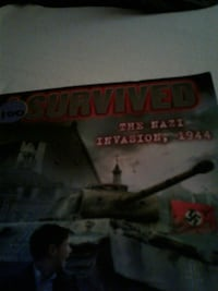 Survived The Hazi Invasion poster