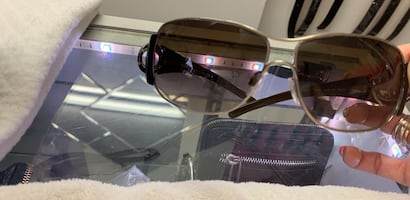 Authentic sunglasses Chanel
